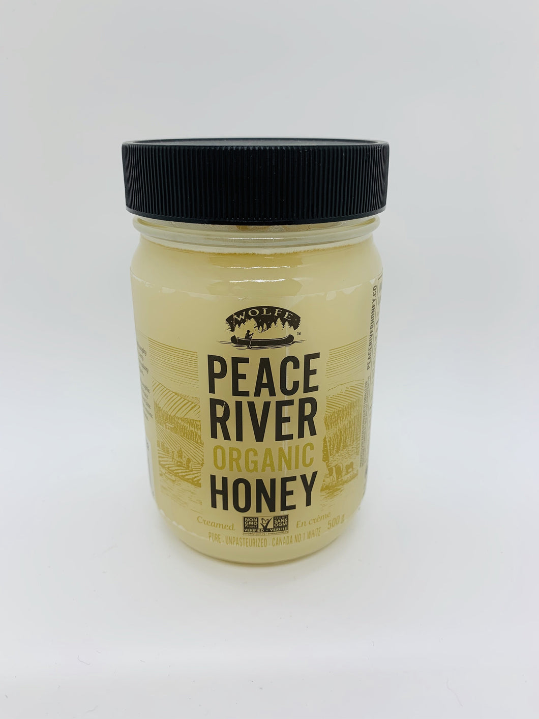 Peace River Creamed Honey