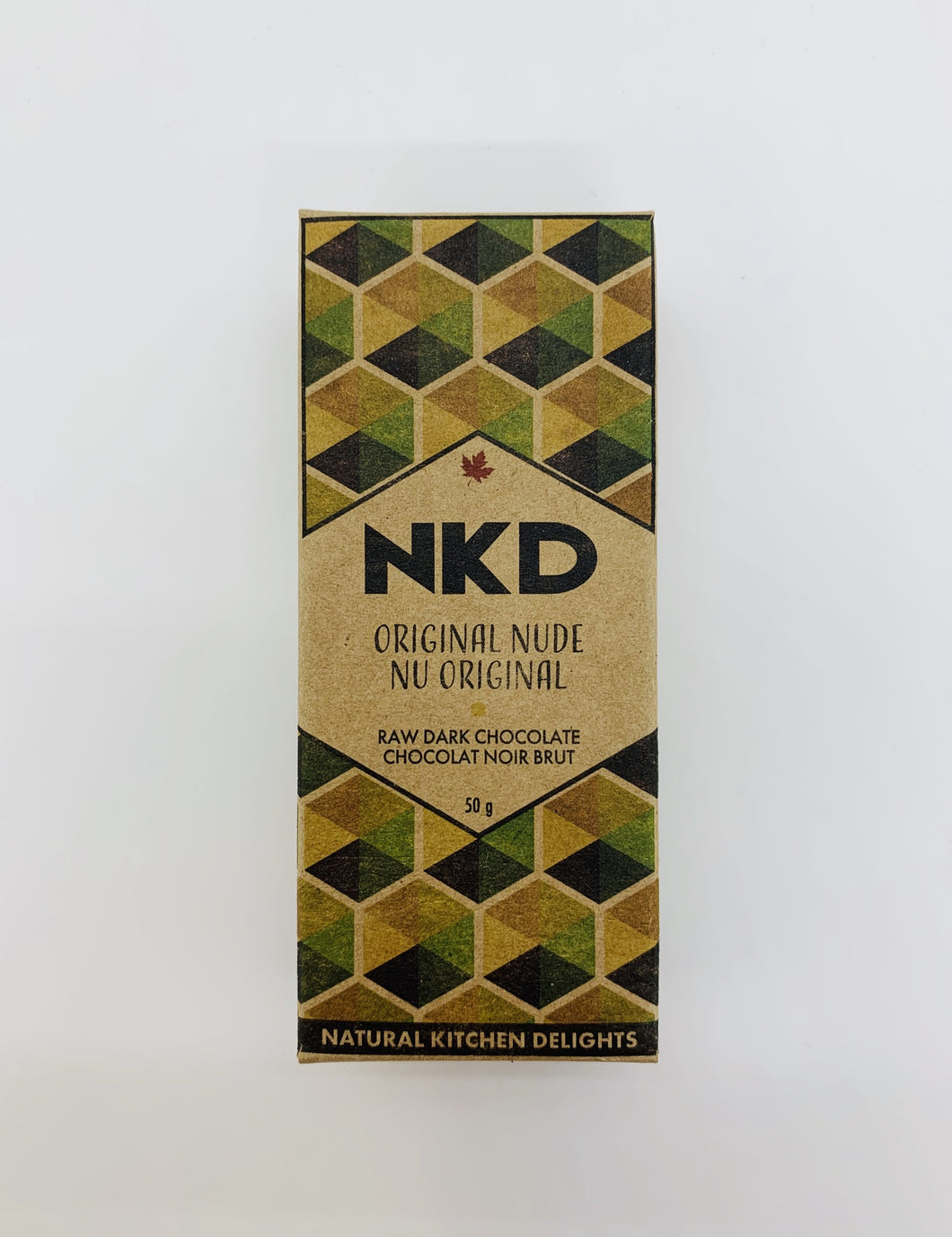 Original Nude Raw Dark Chocolate