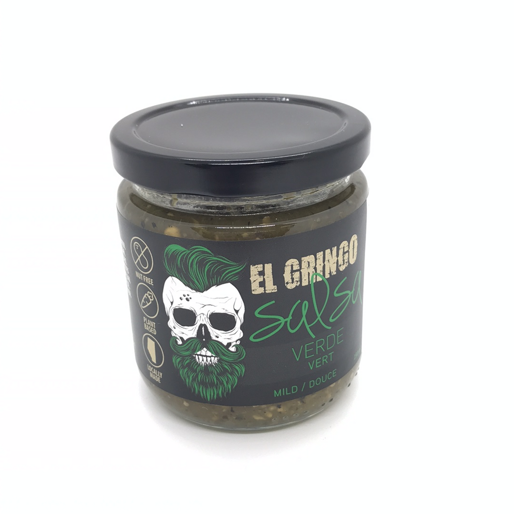Salsa Verde (Edmonton pick up and deliveries only)