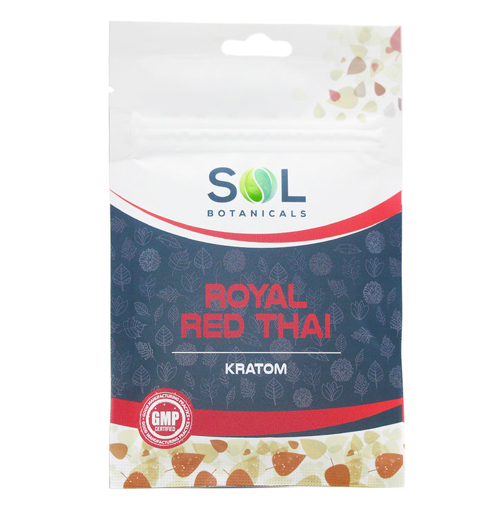 red thai kratom powder 1oz