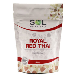 red thai kratom powder 5oz