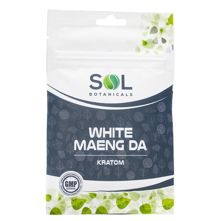 white maeng da kratom powder 1oz