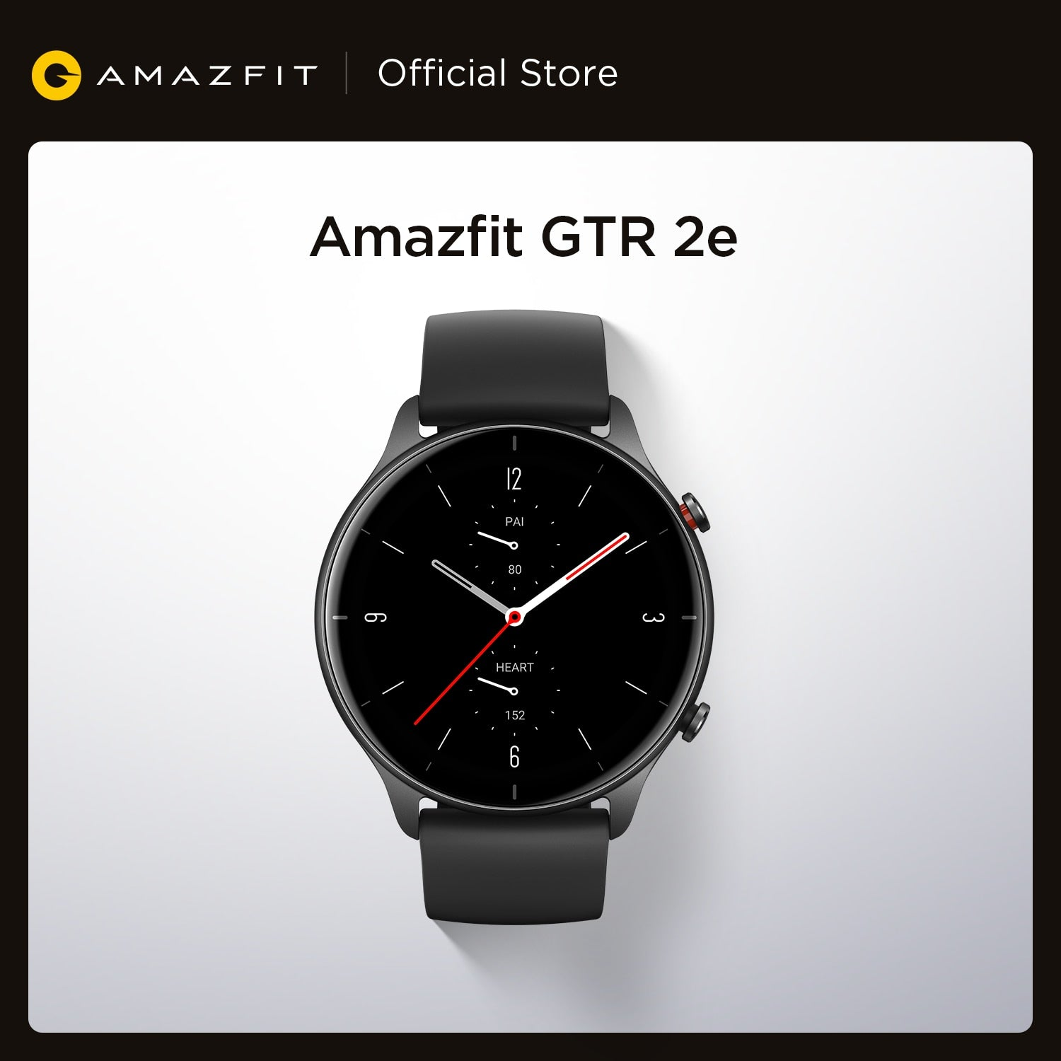 2021 New Amazfit GTR 2e Smartwatch 1.39'' AMOLED Sleep Quality Monitoring 5 ATM Smart Watch for Andriod for IOS