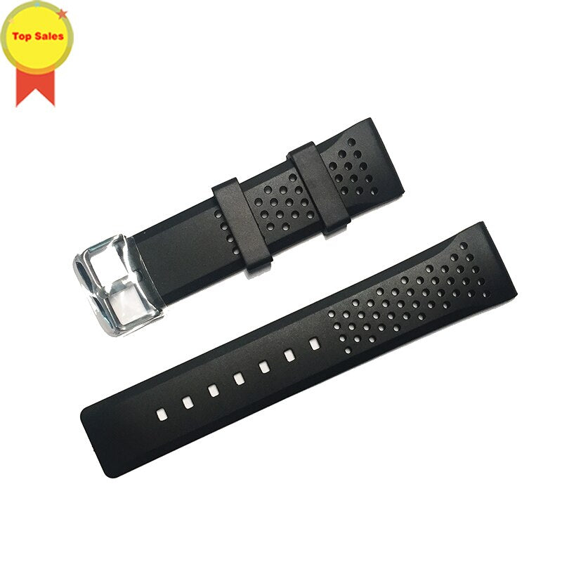 2020 best selling original strap for w8 ECG smart watch wrist belt replacement watch strap for ECG  smartband