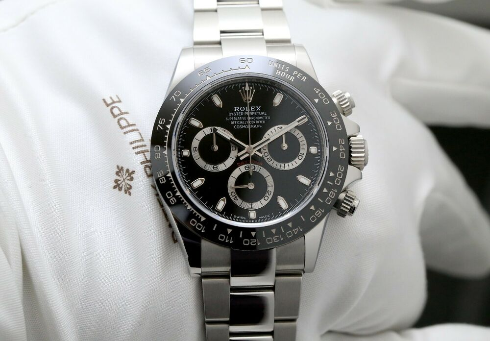 Rolex Daytona 116500LN Unworn - Box & Papers 2020
