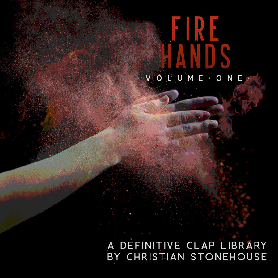 Fire Hands, Vol. 1 - Clap Sample Library