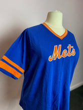 Load image into Gallery viewer, NY Mets Tee by Majestic Fan Fashion, Size 4X