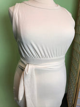 Load image into Gallery viewer, Chic Cream Fashion Nova Dress, Size 2X