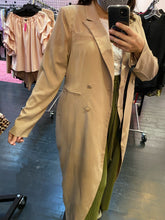 Load image into Gallery viewer, Fashionova Khaki Trench, Size 2X