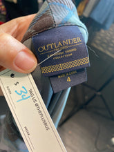 Load image into Gallery viewer, Outlander Plaid Dress, Size 4