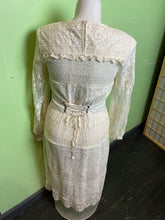 Load image into Gallery viewer, Off-White Lacy Spell and the Gypsy Dress, Size XL & XXL