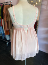 Load image into Gallery viewer, Light Pink Savage x Fenty Baby Doll Slip, Size 1X