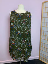 Load image into Gallery viewer, Alice and You Olive Paisley Dress