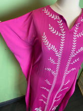 Load image into Gallery viewer, Joan Rivers Pink Caftan, Size 2X