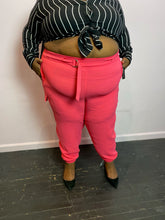 Load image into Gallery viewer, Hot Pink Priscilla Ono x Eloquii Pants, Size 26