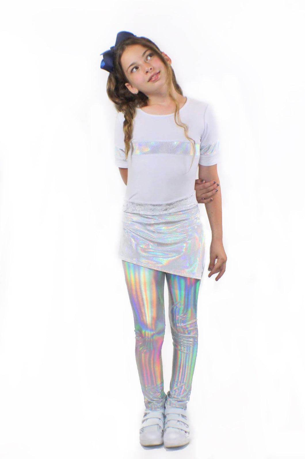 Mia, Dizzy Unicorn Stretch Pants