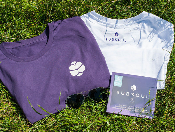 SubSoul Bundle (Album & Tee)