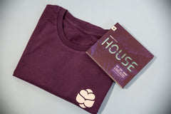 SubSoul Presents House: t-shirt + album bundle