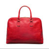 Fiona Red Satchel Bag