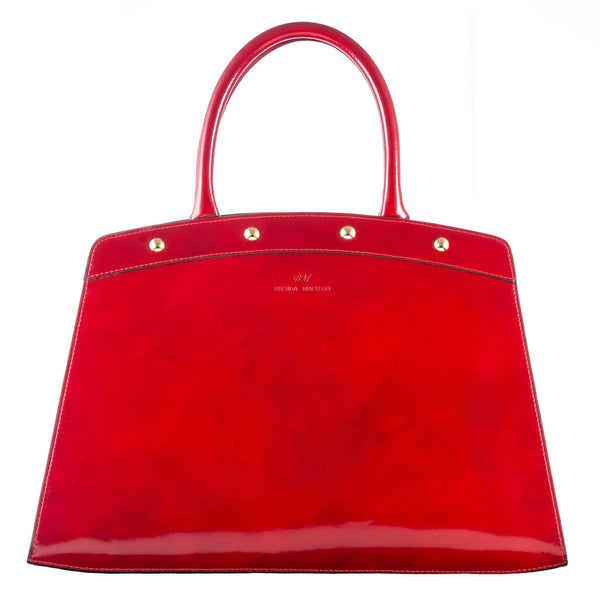 Joan Red Tote