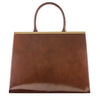 Grace Brown Tote