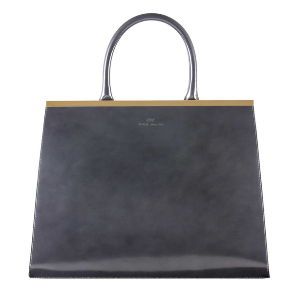 Grace Grey Tote