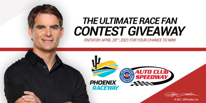 Enter The Ultimate Race Fan Contest Giveaway