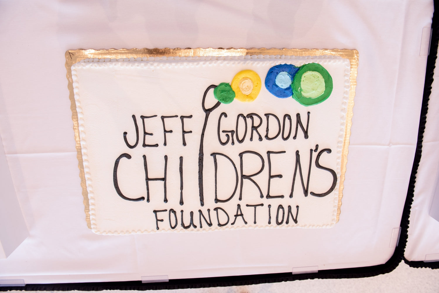 2018 Jeff Gordon Children's Foundation Corvette For A Cure