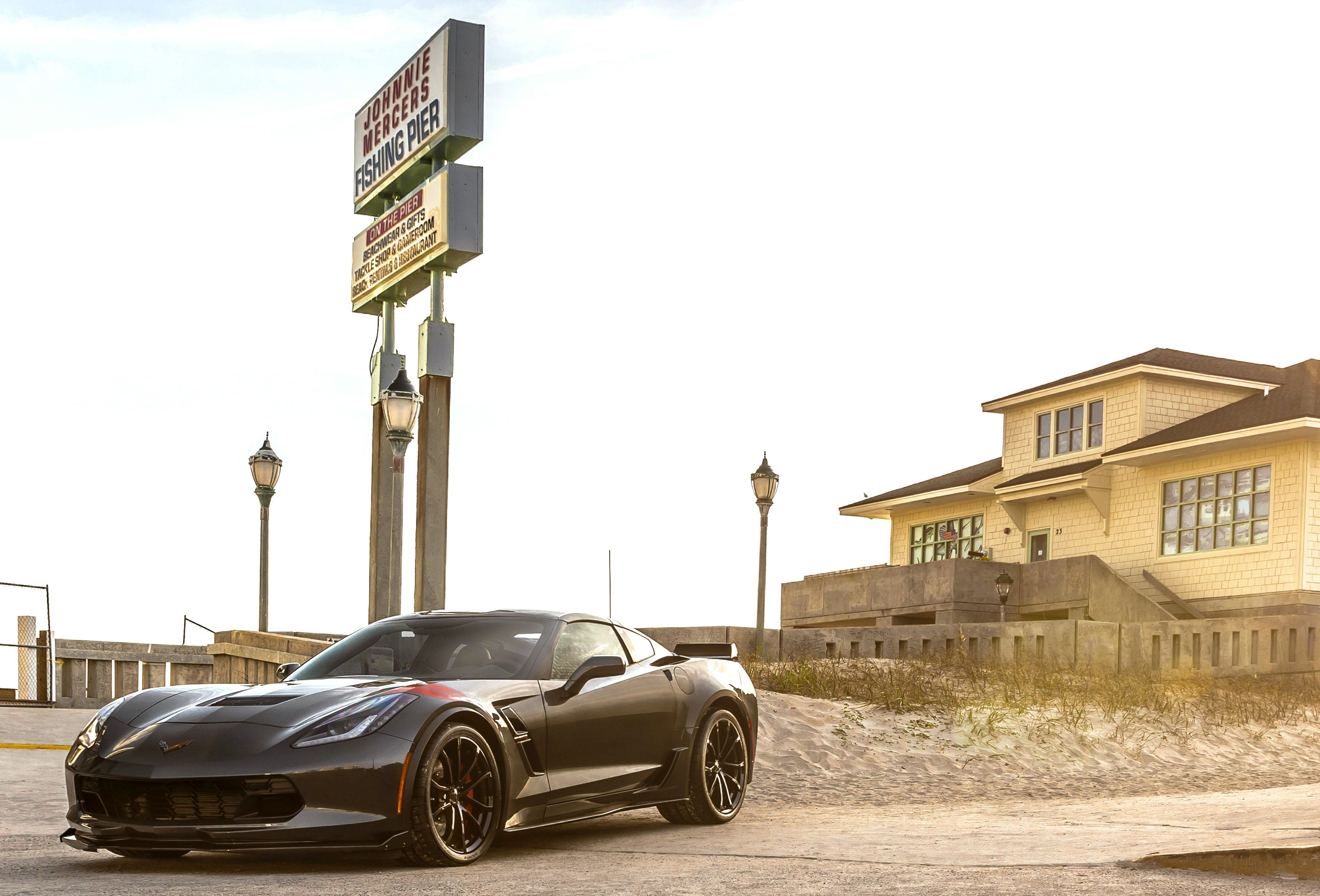 2019 Corvette For A Cure - You Could Win Jeff Gordon's Personal Corvette And Up $15,000 In Cash