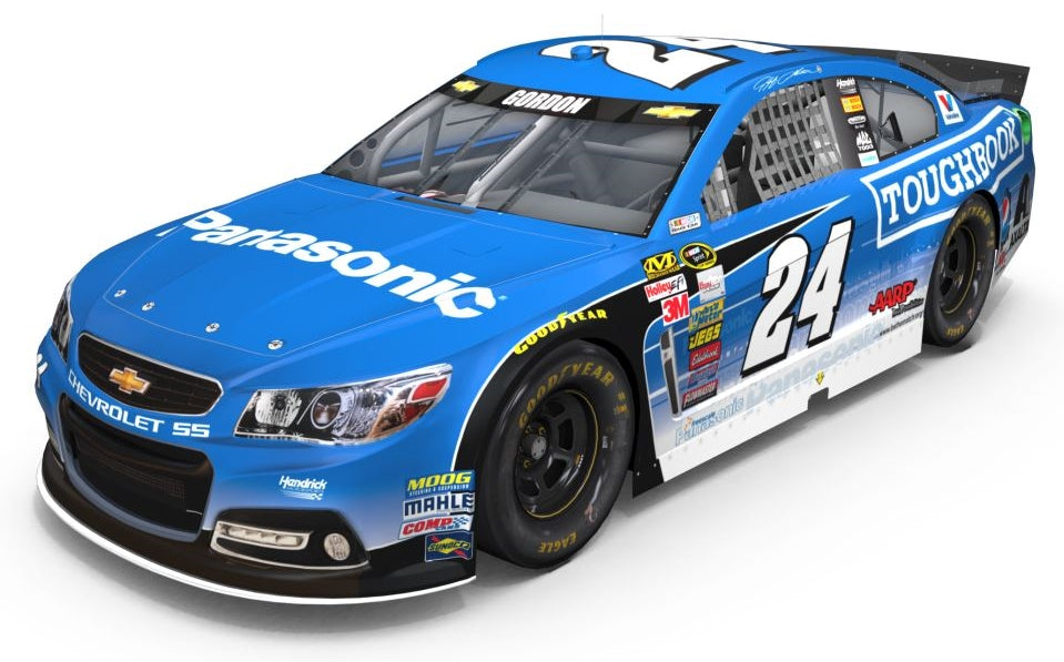 #24 Panasonic Chevrolet