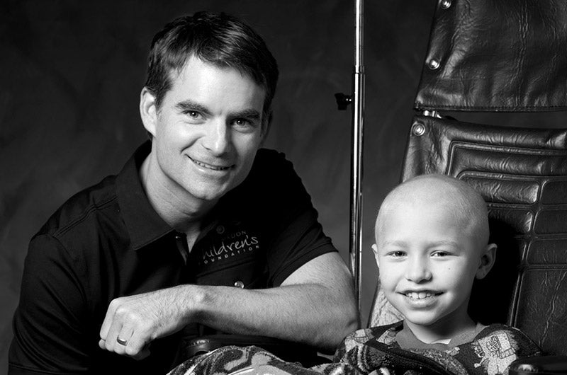 Photo Of Corvette For A Cure - You Could Win Jeff Gordon's Personal Corvette And Up To $15,000