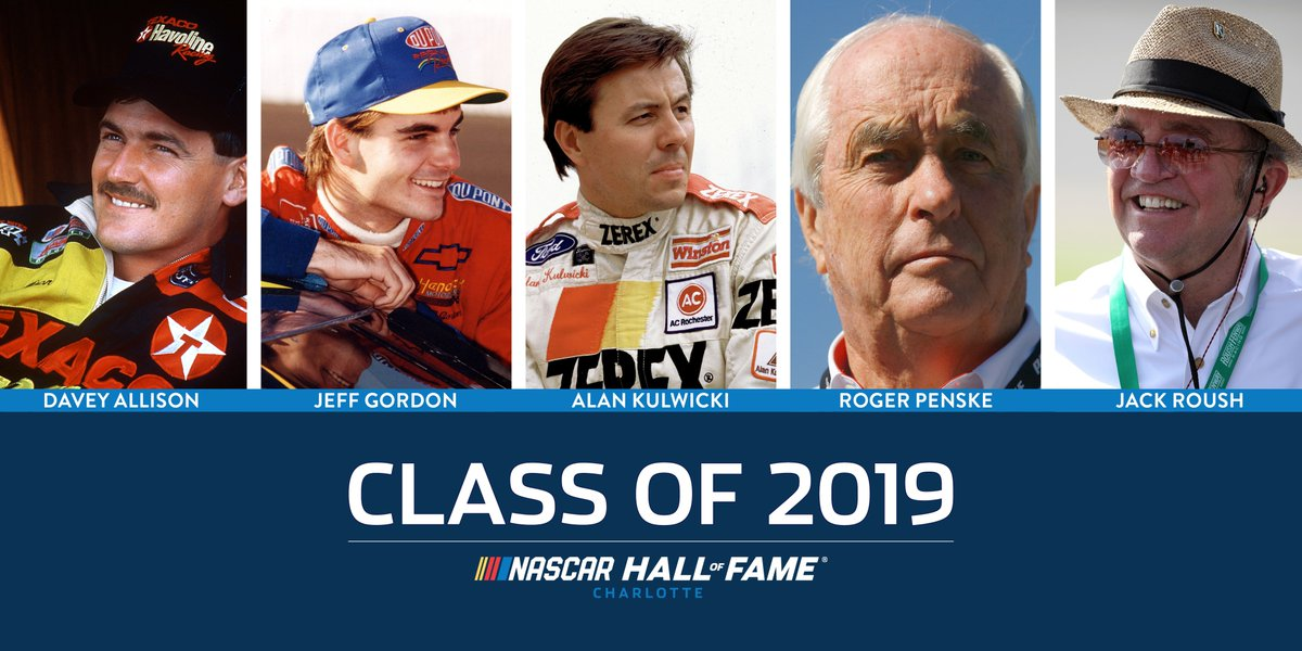 Photo Of Jeff Gordon Named to 2019 NASCAR Hall of Fame Class 2