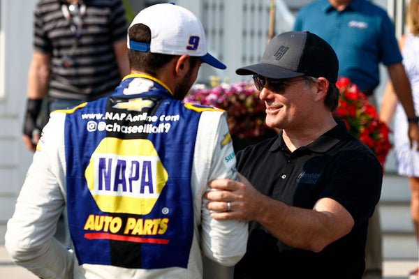 Jeff Gordon Talks About His New Role As Vice Chairman of Hendrick Motorsports