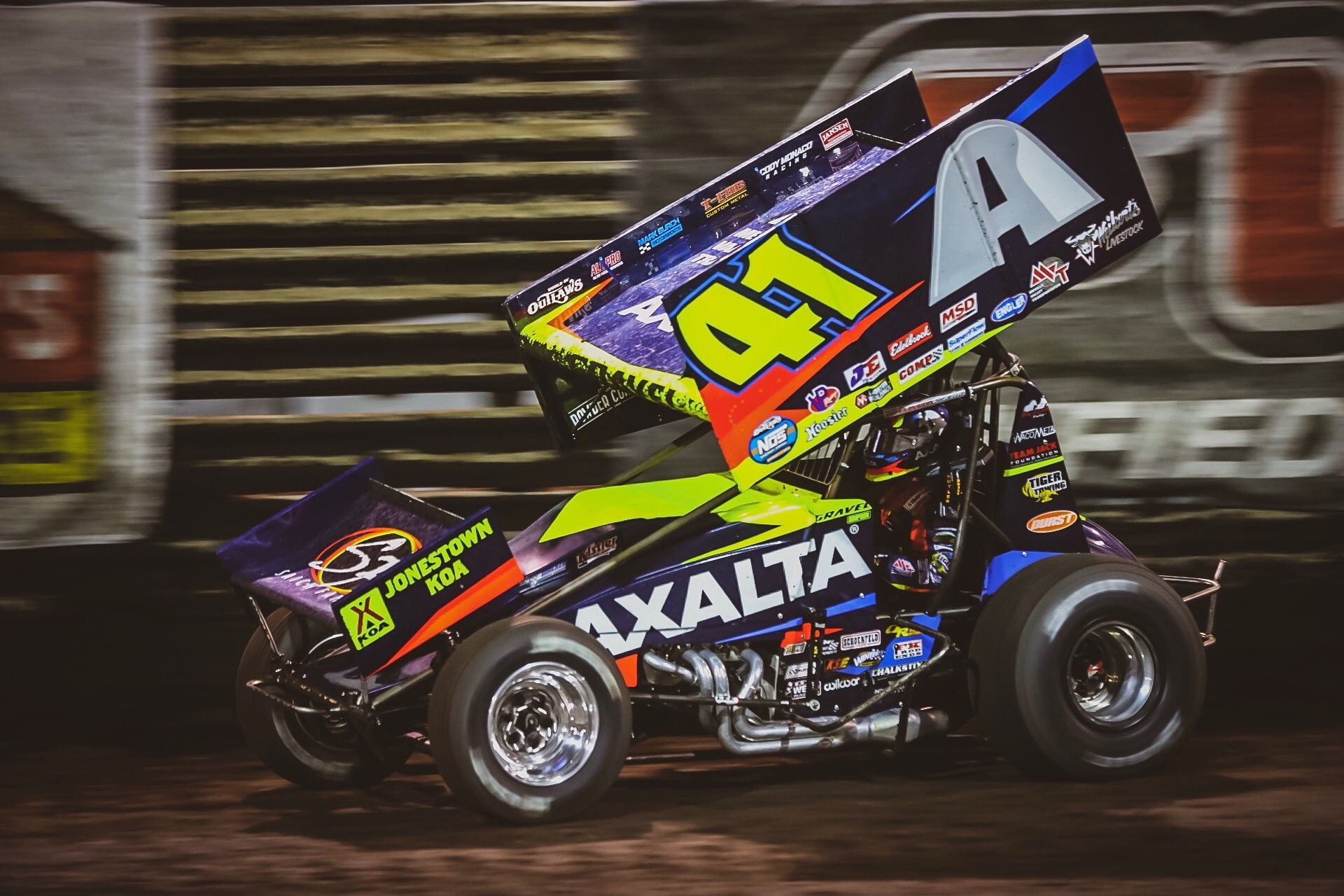 World of Outlaws Driver David Gravel Gets Opportunity of a Lifetime - Jeff Gordon