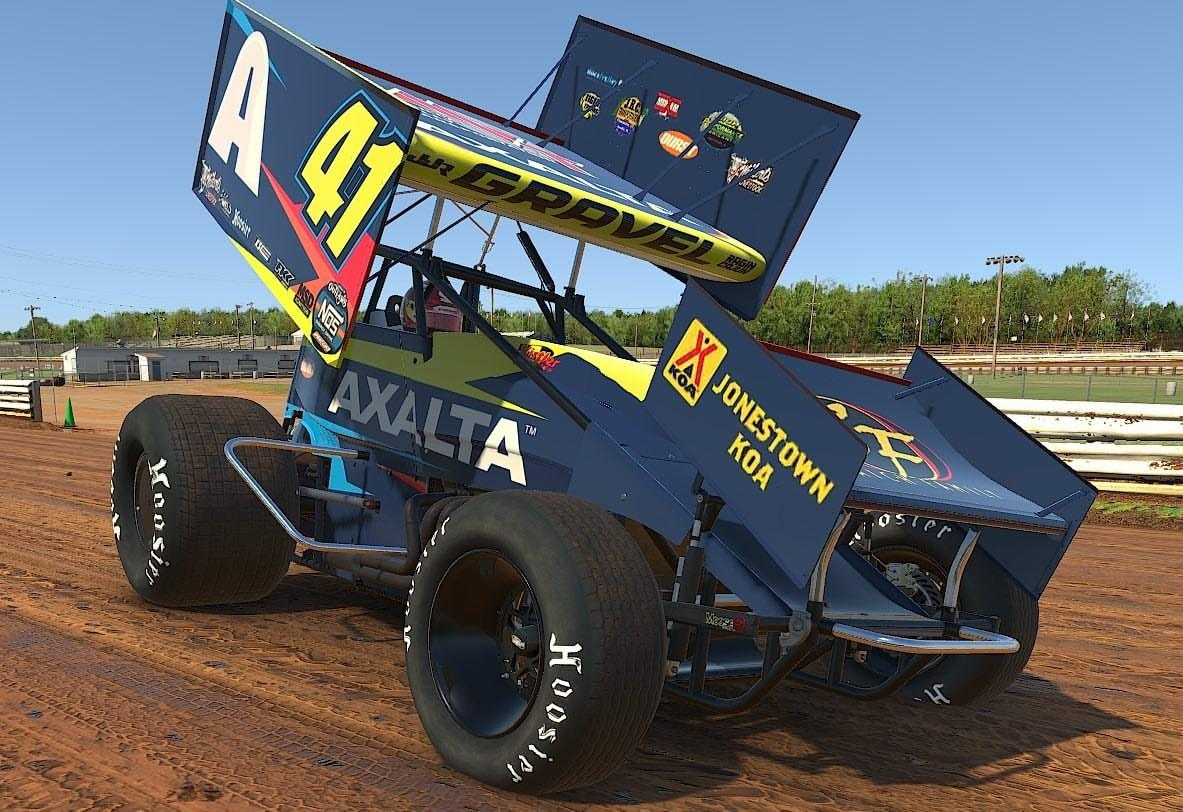 FOX Sports Kicks Off Wednesday Night iRacing with World of Outlaws on FS1