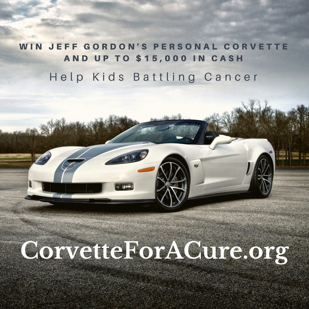 Photo Of Corvette For A Cure