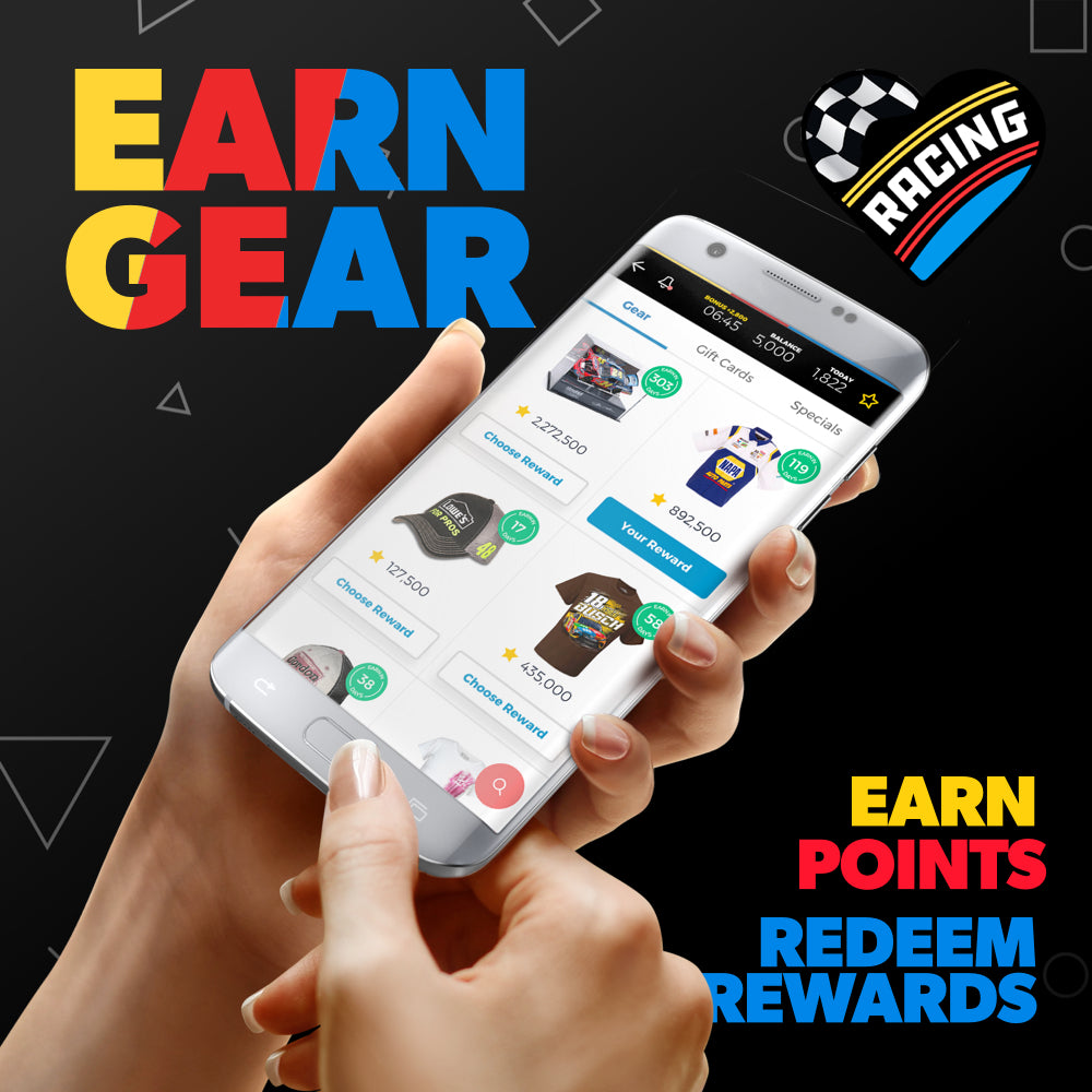 Photo Of Racing Rewards App