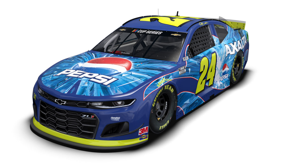 Jeff Gordon to Drive in Sunday's eNASCAR iRacing Pro Invitational Series Event at Virtual Talladega Superspeedway