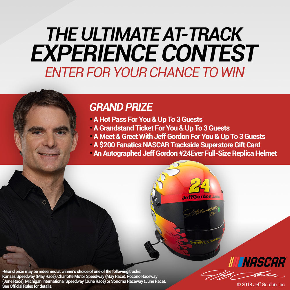 Photo Of The Ultimate At-Track Experience Contest
