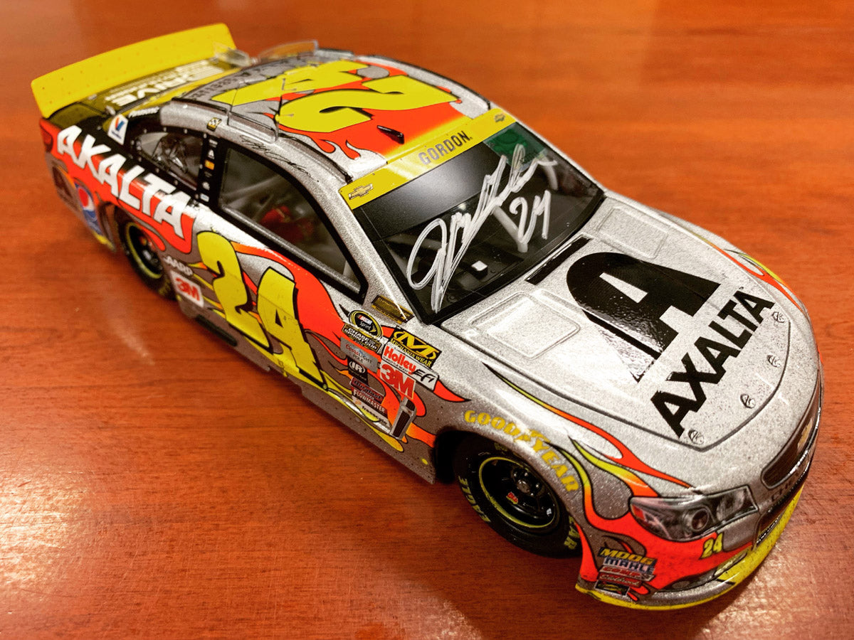 The Jeff Gordon NASCAR Heat 4 Gold Edition Contest Giveaway - 1