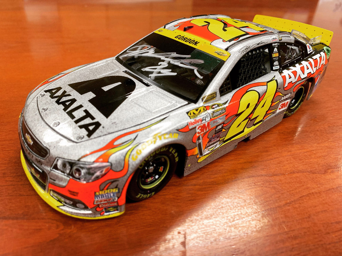 The Jeff Gordon NASCAR Heat 4 Gold Edition Contest Giveaway - 2