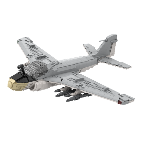 A-6 Intruder / EA-6B Prowler DIGITAL INSTRUCTIONS