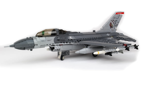 F-16C Fighting Falcon DIGITAL INSTRUCTIONS