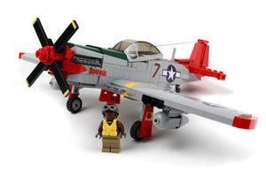 P-51D Mustang Tuskegee Edition DIGITAL INSTRUCTIONS