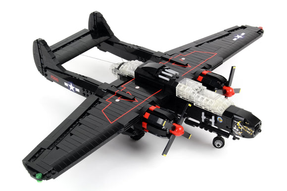 P-61B Black Widow DIGITAL INSTRUCTIONS