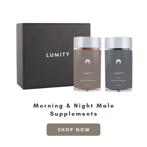 Lumity morning and evening supplements