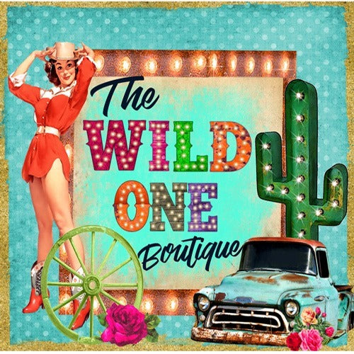The Wild One Boutique Gift Card