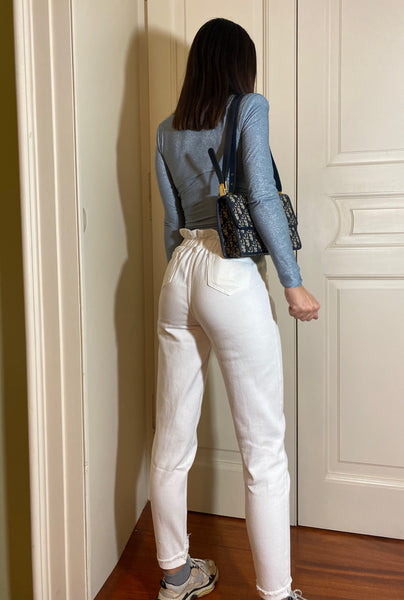 Jeans Ginger White