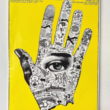 Load image into Gallery viewer, Exhibition poster, Poland, 1985