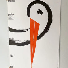 Load image into Gallery viewer, Exhibition poster, Poland, 1991